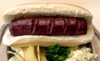 Deer Bratwurst Venison for sale