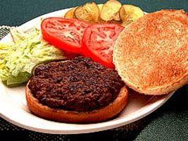 Deer Burger Venison Patties for sale