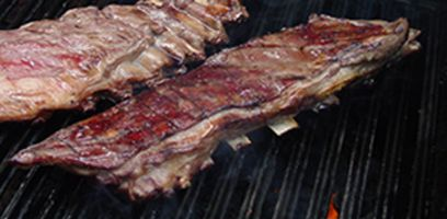French Rack Venison Ribs for sale
